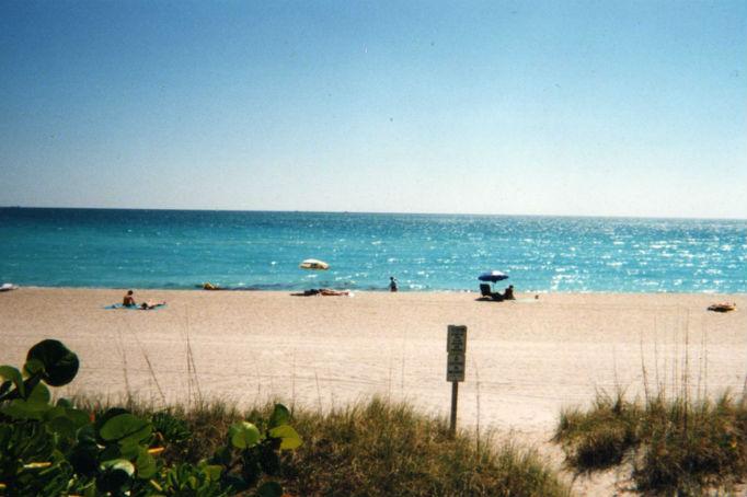 Haulover Beach, Stany Zjednoczone