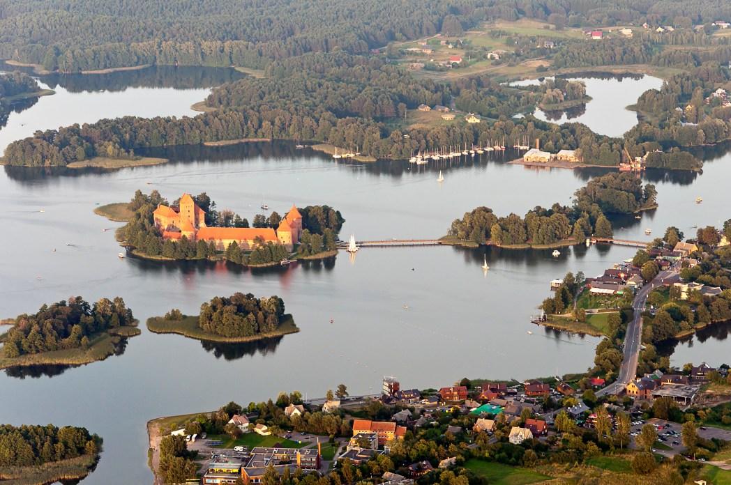 Tanie wakacje na Litwie