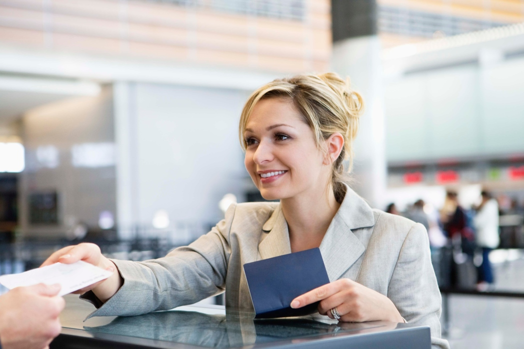 Jak odprawić się z biletem elektronicznym?
