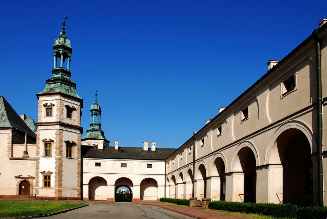 Kielce, Pałac Biskupów Krakowskich
