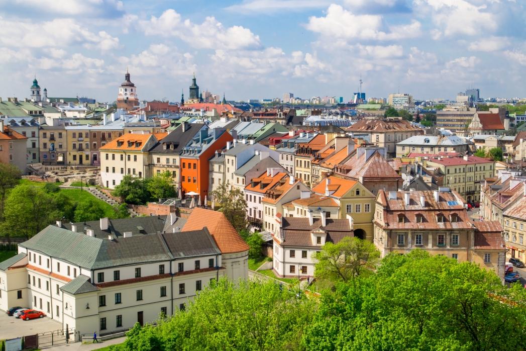 Lublin to jedno z najciekawszych miast w Polsce