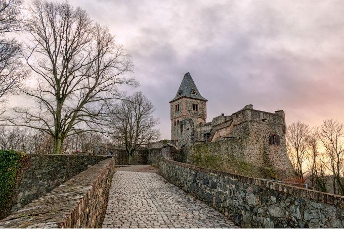 Zamek Frankeinsteina, Niemcy