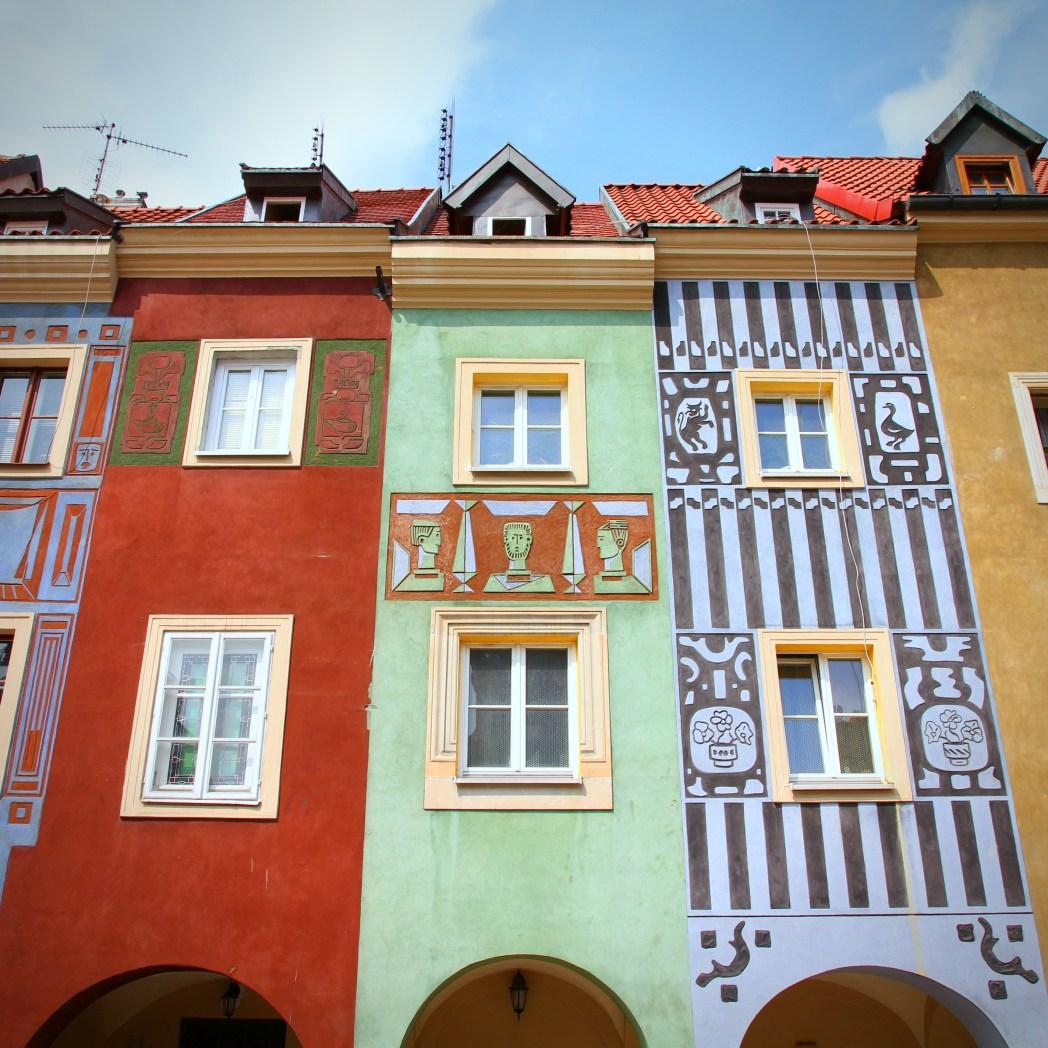 Starówka w Poznaniu