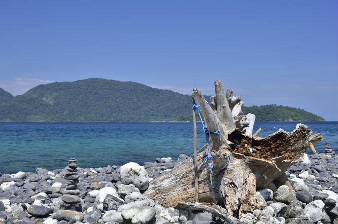 Wyspa Lipe, Tajlandia